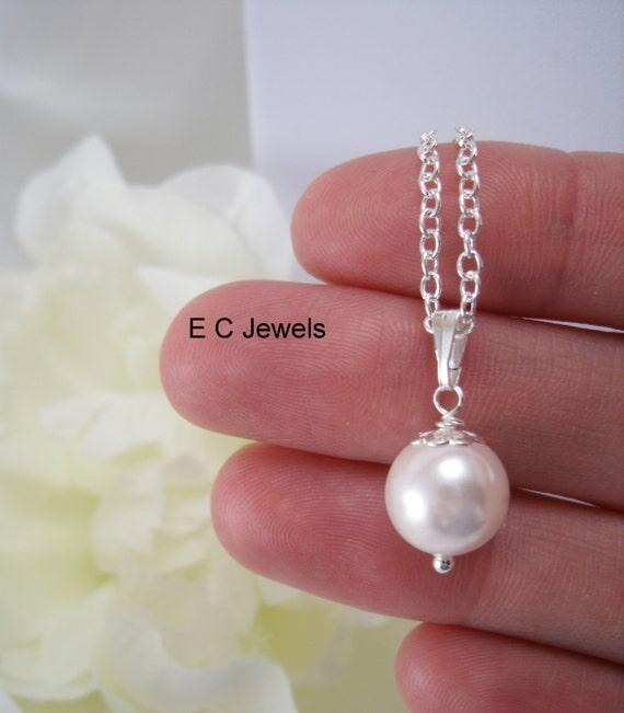 Pearl Drop Pendant