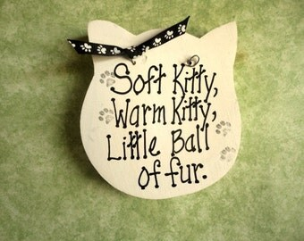 Soft kitty sign, Big Bang Theory, Sheldon Cooper song