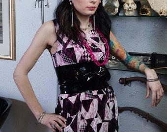 sixites rock dress