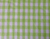 Wee Wovens Green Check, Gingham by Moda Fabrics - 1 yard listing