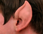 Handmade Alien Space Ears-- latex ear tips, great for cosplay, costumes, Halloween, Christmas