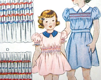 Vintage 1930s or Early 40s transfer pattern 2170 Simplicity  NOT DRESS PATTERN.