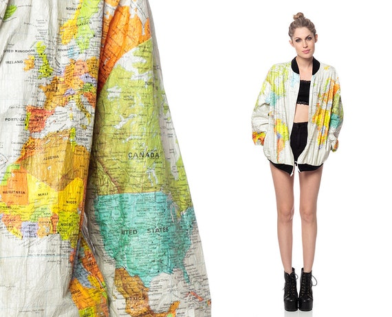 World map jacket timekeeperwatches world order map jacket updated gumiabroncs Choice Image
