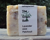 Lavender Patchouli Mint.......single bar ...........All Vegan