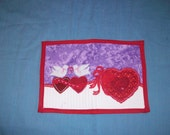 Valentine picture/notecard greeting card
