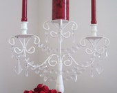 3 Candle Candelabra Or Unity Candle Holder MADE TO ORDER