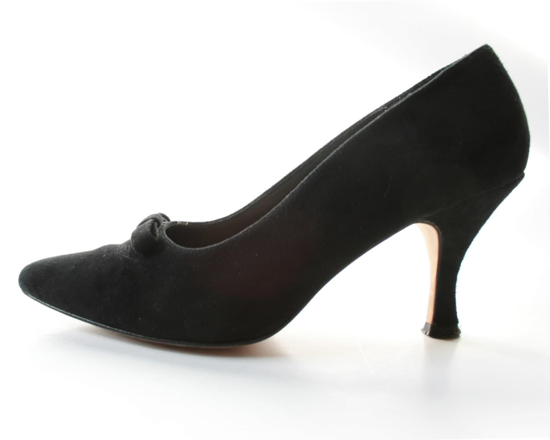 Kitten Heels Perfectly described in The Daily Telegraph - Mandarina kitten heels are