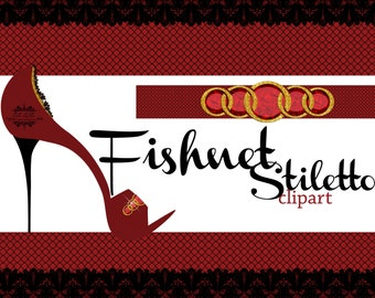 High Heel Stiletto Clipart