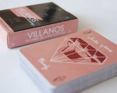 My Favorite Villains - Poker cards