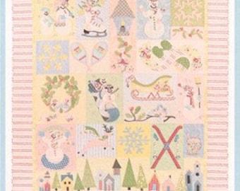 Frolic - Heirloom Quilt Pattern  Verna Mosquera  The Vintage Spool