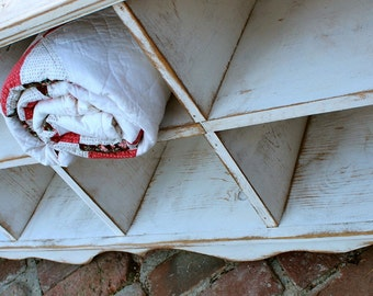 Organization - Cubby Bench - Storage Furniture - Entryway - Hall - Shoe Storage - Toys - Cubbies - Cubbyholes - Mud Room