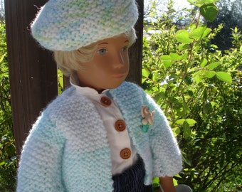 Tam and Cardigan for Guy