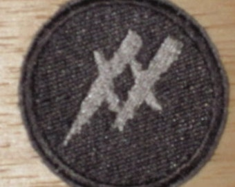 Double X Patch
