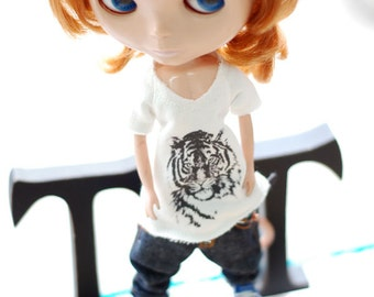 Blythe Tiger T shirts