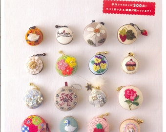 Macaroon Pouch - Japanese craft book