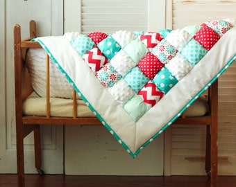 How to Make a Rag Puff Quilt Pattern PDF File : biscuit quilt - Adamdwight.com