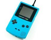 Game Boy Color Hard Drive - Teal  USB 3.0