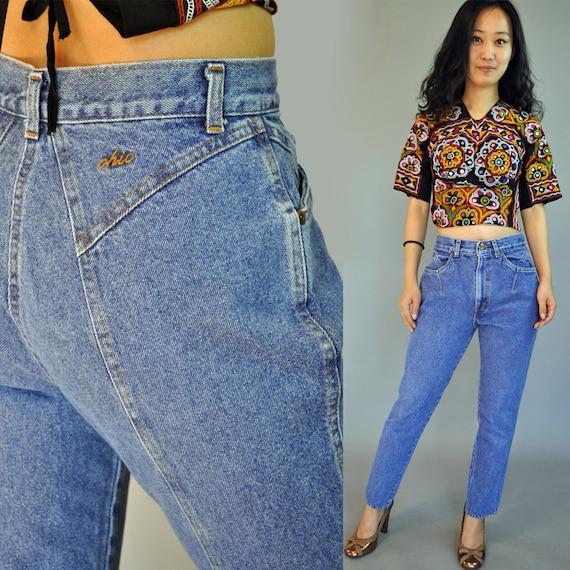 Chic Blue Jeans Jeans / Chic Vintage Blue