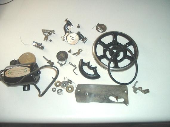 antique elgin sewing machine