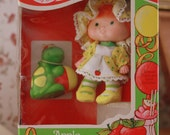 Apple Dumplin Party Pleaser Doll Strawberry Shortcake 1983 mint in box-rare
