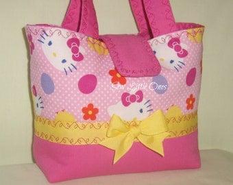 Personalize Hello Kitty Little Child Handbag