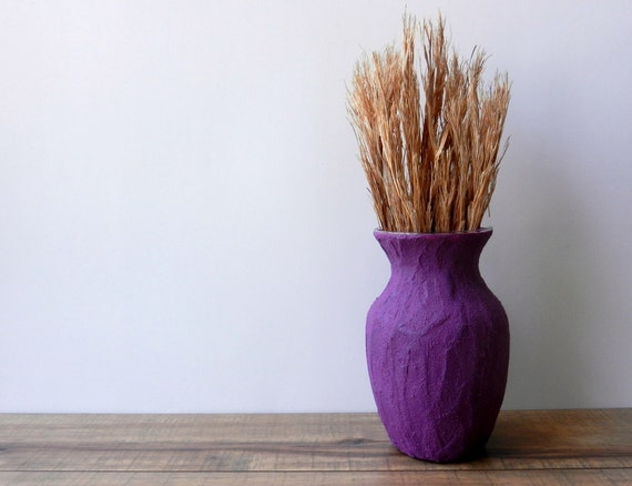 https://www.etsy.com/listing/150848079/vase-violet-vase-dark-purple-home-decor