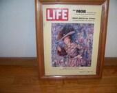 Life Magazine February 14, 1969 with Barbara Streisand