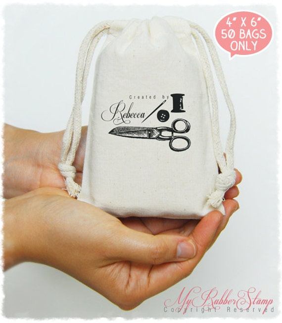 """Reserved listing for Smusherella 10 Premium Muslin Bags 4""""x6"""" (High quality with double drawstring)."""