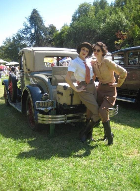 1930s Mayfair Jodhpurs breeches and riding pants