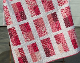 In the Pink Lap Quilt