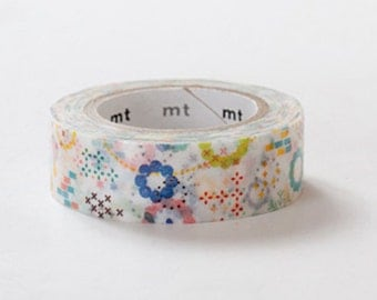 MT ex 2013 S/S - Japanese Washi Masking Tape - Colorful Pops for packaging, journaling, planner techo deco