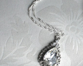 Bridesmaid Crystal necklace