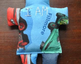 I AM boy dolls- donating to the Sandy Hook School Fund