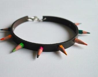 Cursi punk necklace
