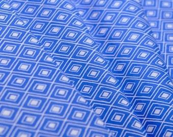Organic Cotton Fabric-monaluna -Modern Home- ikat - low shipping