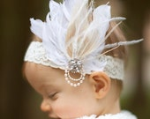 Great Gatsby Inspired Headpiece