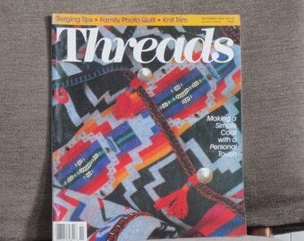 Threads Magazine Number 49 dated November 1993