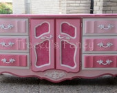 Mary Grace - Vintage French Dresser MADE TO ORDER
