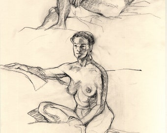 Life Drawings by Steve Lieber
