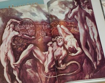 Three Vintage Horizons art history books