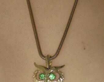 Hooty Hoot Hoot Owl Necklace