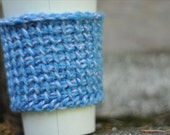 Reversible Cup Cozy Crochet Pattern