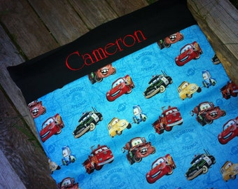 Personalized Slipcover for Kindermat / Nap Mat Cover