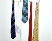 Vintage Lot Set of 5 Retro Ties