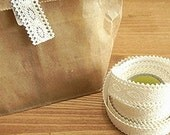 Natural Lace Adhesive Fabric Tape - 09.Beige (1in)