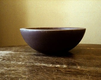Concrete Bowl - French Country