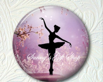 Pocket Mirror Ballerina  Buy 3 get 1 Free  188-S