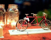 Sale**Cake Topper/Decor Tandem Getaway Bicycle