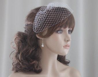 Mini Birdcage Veil-Style 100