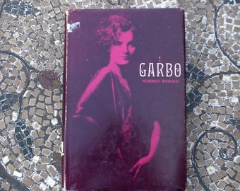 Garbo by Norman Zierold - 1969 Great Condition